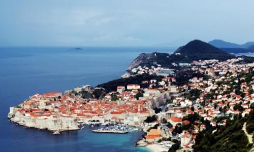 Zdjęcie CHORWACJA / Południowa Dalmacja / Dubrovnik / Stare i nowe miasto