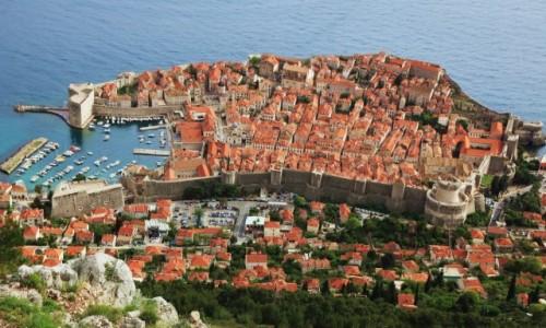 CHORWACJA / Południowa Dalmacja / Dubrovnik / Stare miasto