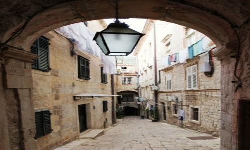Zdjęcie CHORWACJA / Południowa Dalmacja / Dubrovnik / Uliczka