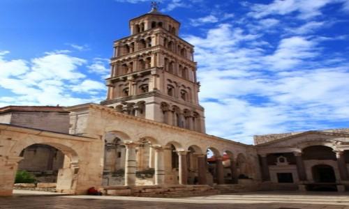 CHORWACJA / �rodkowa Dalmacja / Split / Katedra �w. Duje
