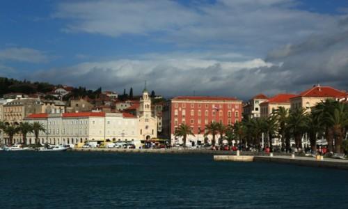 CHORWACJA / �rodkowa Dalmacja / Split / O poranku