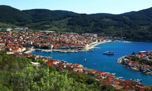 Zdjecie CHORWACJA / Po�udniowa Dalmacja / Wyspa Kor�ula / Vela Luka