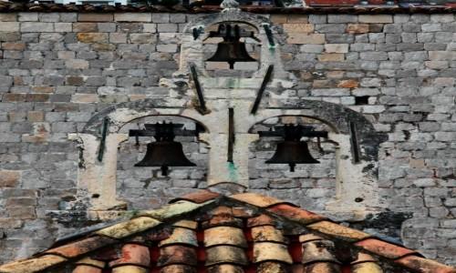 CHORWACJA / Po�udniowa Dalmacja / Dubrovnik / Dzwonnica