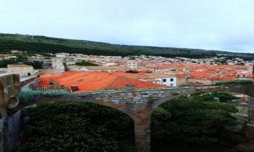 CHORWACJA / Po�udniowa Dalmacja / Dubrovnik / Akwedukt