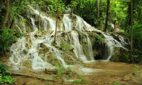 CHORWACJA / �rodkowa Dalmacja / Wodospady Krka / Wodospady