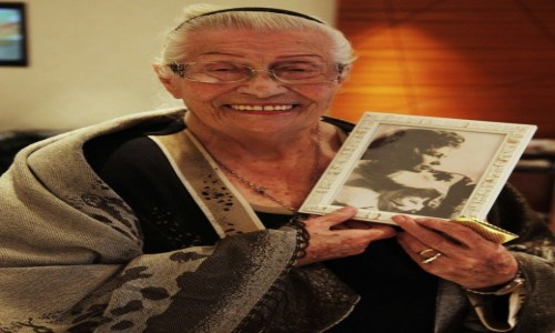 Zdjecie CHORWACJA / Split / Cornaro Hotel / Carmen, 63 lata