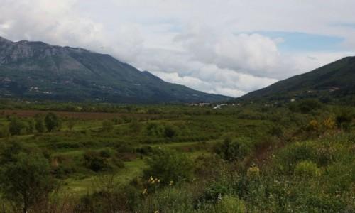 Zdjecie CHORWACJA / Po�udniowa Dalmacja / Konavle / Dolina i g�ry