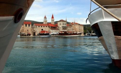 Zdjęcie CHORWACJA / Środkowa Dalmacja / Trogir / Drugi brzeg