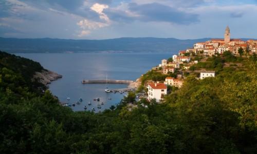Zdjecie CHORWACJA / Wyspa Krk / Vrbnik / Vrbnik,kwintesencja całej Chorwacji