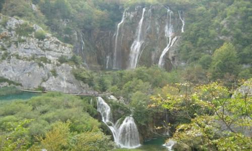 Zdjecie CHORWACJA / Poljanak / Park Narodowy Jezior Plitwickich / Piękno natury