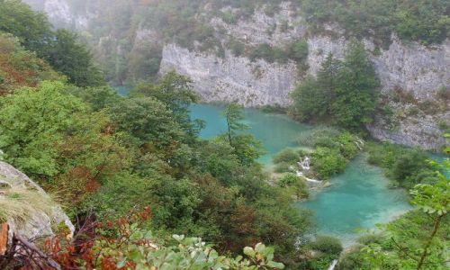Zdjecie CHORWACJA / brak / Park Narodowy w Plitwicach / Kraina jezior i wodospadów c.d.