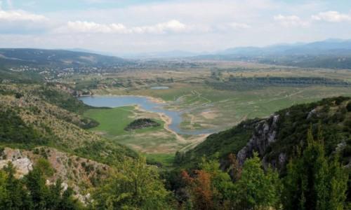 Zdjęcie CHORWACJA / Dalmacja / Prolosko blato / Imotska krajina...