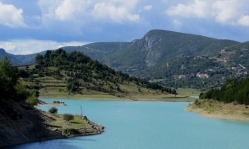 Zdjecie CHORWACJA / Dalmacja / Ricice, Zeleno jezero / Imotska krajina...