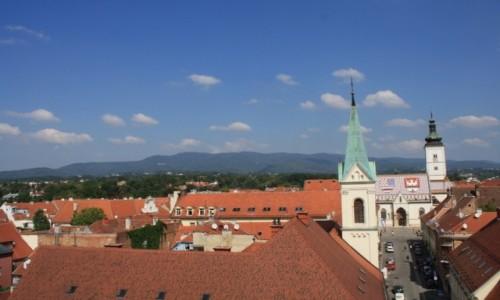 Zdjęcie CHORWACJA / - / Zagrzeb / Zagreb