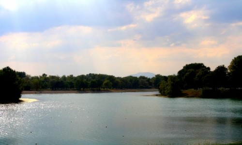 Zdjęcie CHORWACJA / - / Zagrzeb / Jezioro Jarun