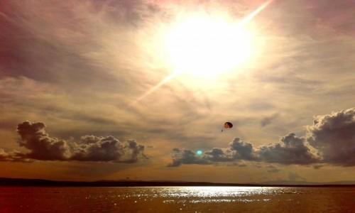 CHORWACJA / - / Crikvenica / w stronę słońca