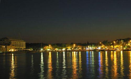 Zdjęcie CHORWACJA / Dalmacja / Makarska / Wieczorem...