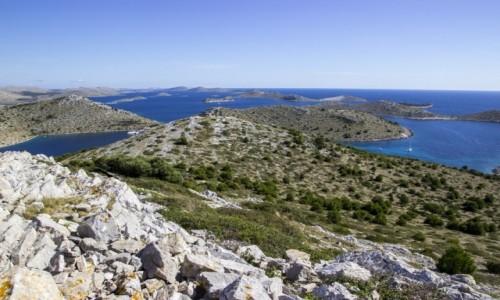Zdjęcie CHORWACJA / Dalmacja / Wyspy Kornati / Kornaty