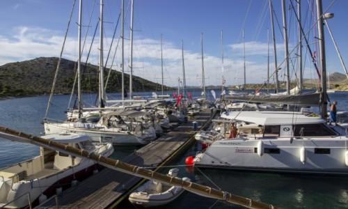 Zdjęcie CHORWACJA / Dalmacja / Wyspy Kornati / Konoba na Kornatach