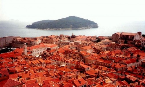 Zdjęcie CHORWACJA / - / Dubrovnik / Dubrovnik