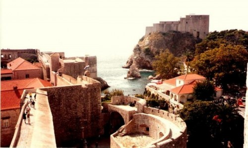 Zdjęcie CHORWACJA / - / Dubrovnik / Dubrovnik-Stari Grad-stare zdjęcie