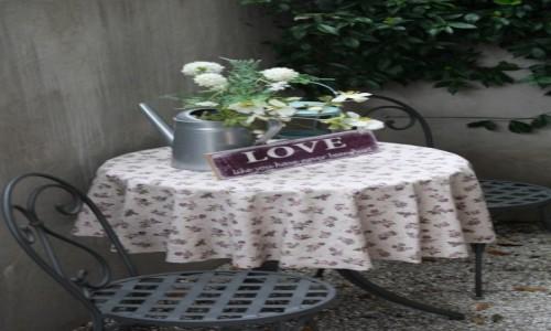 Zdjecie CHORWACJA / - / Opatija / stolik dla dwojga:)