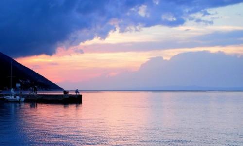 Zdjęcie CHORWACJA / Peljesac / Trpanj / na rybach...