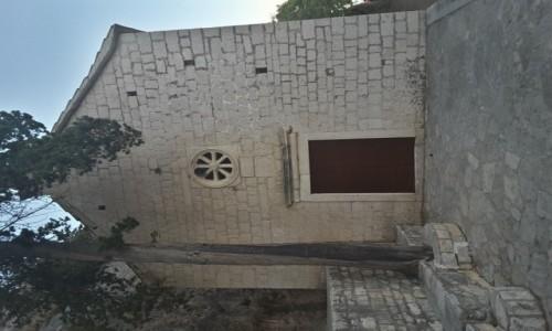 CHORWACJA / Dalmacja / Ciovo / Klasztor