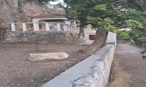 Zdjecie CHORWACJA / Dalmacja / Wyspa Ciovo / Wyspa Ciovo - ołtarz