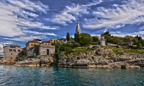Zdjęcie CHORWACJA / Istria / Rovinj / Rovinj