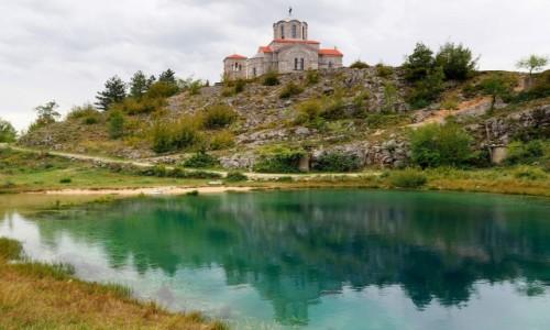 Zdjecie CHORWACJA / Góry Dynarskie / Cetina - Cetina Vrelo, znane też jako Veliko Vrelo / Cetina Vrelo...
