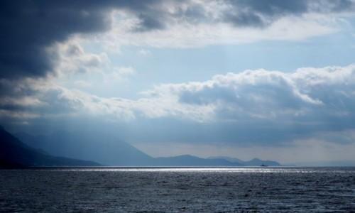 Zdjecie CHORWACJA / Riviera Makarska / Zivogosce / pora wracać...