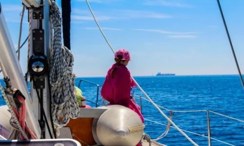 Zdjecie CHORWACJA / Morze Śródziemne / Morze Śródziemne / Kalinka burza i słońce 2