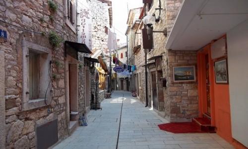 Zdjecie CHORWACJA / kvarner / Umag / Umag - stare miasto