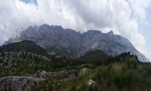 CHORWACJA / Dalmacja / Makarska / Pasmo Górskie Biokovo