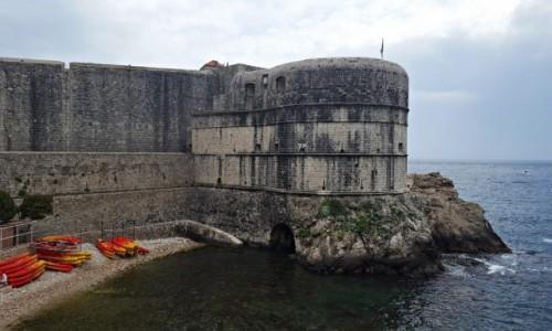 Zdjęcie CHORWACJA / Dalmacja / Dubrovnik / Dubrovnik - Old Town