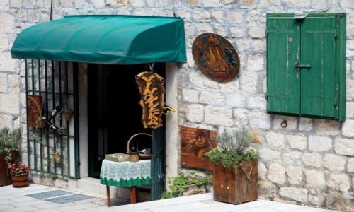 Zdjecie CHORWACJA / Riviera Makarska / Makarska / chwała winogronom:)