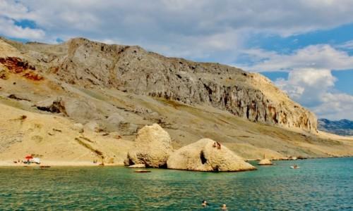 Zdjecie CHORWACJA / Dalmacja / Wyspa Pag / Wyspa Pag