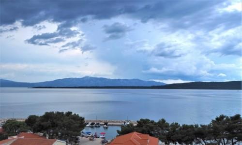 Zdjecie CHORWACJA / Riviera Makarska / Zivogosce / pierwsze danie na śniadanie:)