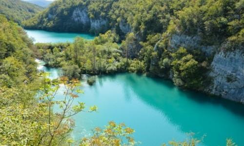 CHORWACJA / - / Park Narodowy Jezior Plitwickich / Woda Z Bajki