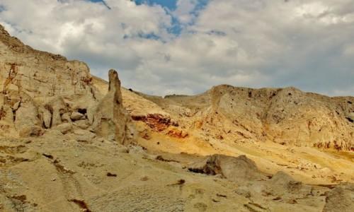 Zdjecie CHORWACJA / Dalmacja / Wyspa Pag / Milutki krajobrazik