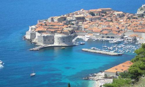 Zdjecie CHORWACJA / Dalmacja / W okolicach Dubrovnika / Dubrovnik