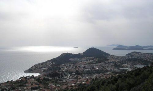 Zdjecie CHORWACJA / Dalmacja / Dubrovnik / Pogled na Elafi