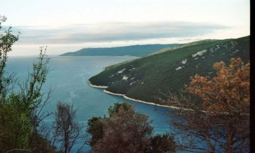 Zdjęcie CHORWACJA / Istria / półwysep Istria / o wschodzie słońca