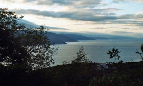 Zdjęcie CHORWACJA / Istria / Pula / brzask na Istrii