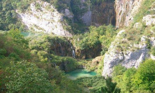Zdjecie CHORWACJA / brak / plitvickie jeziora / Plitvice