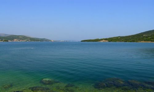 Zdjecie CHORWACJA / Chorwacja środkowa / Marina / pocztówkowo