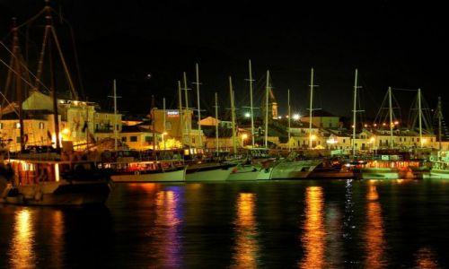 Zdjęcie CHORWACJA / Dalmacja / Makarska / port ostatni w serii