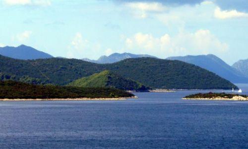 Zdjęcie CHORWACJA / Dalmacja / Adriatyk / Wyspy i wysepki