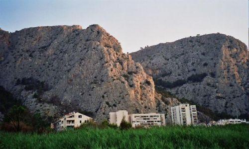 Zdjęcie CHORWACJA / Riwiera Makarska  / Makarska / blokowisko